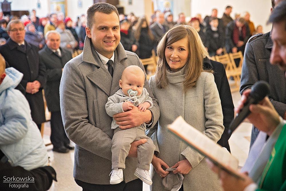 Fotograf chrzest Lublin Łęczna