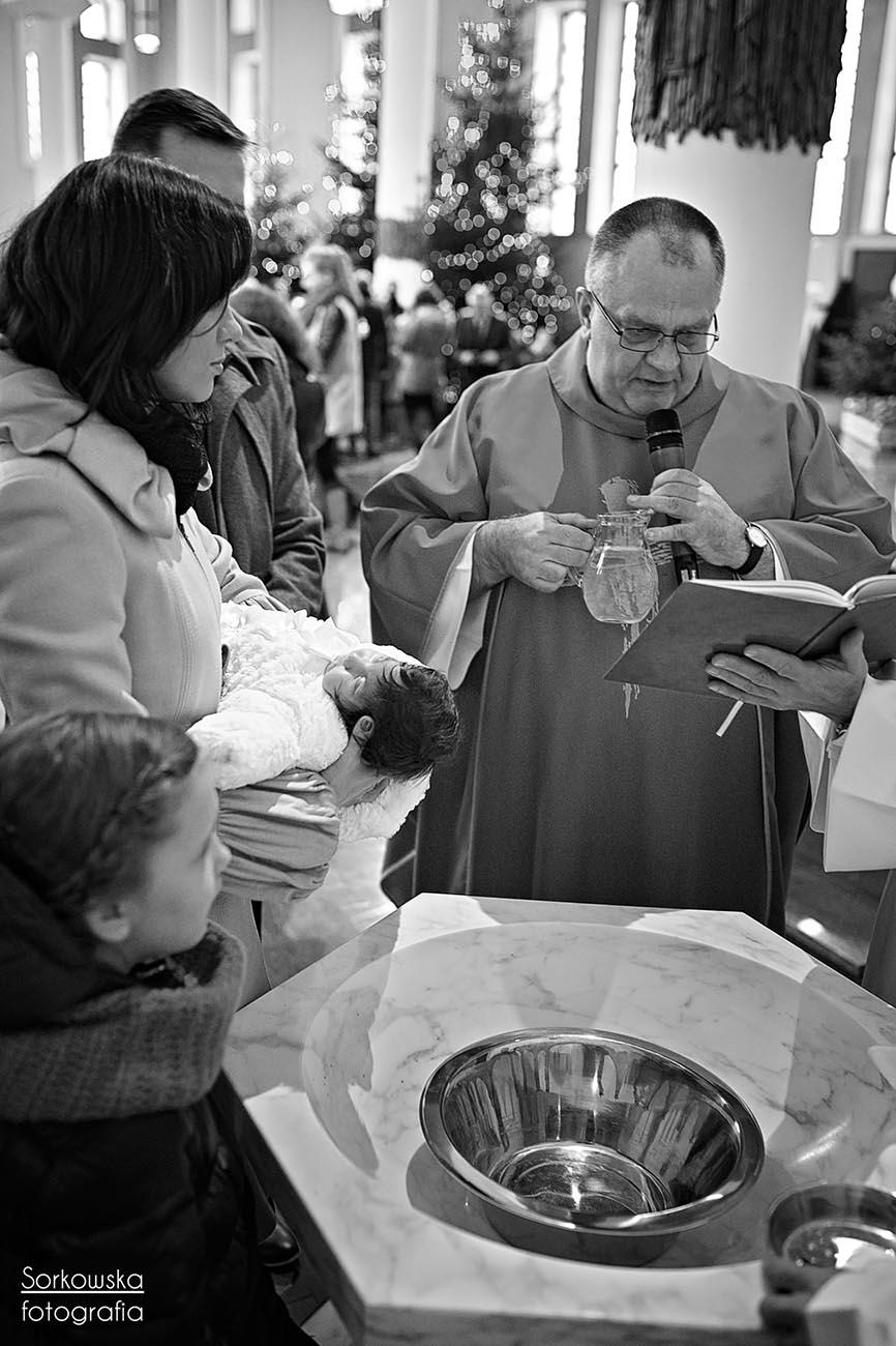 Fotograf chrzest Łęczna Lublin