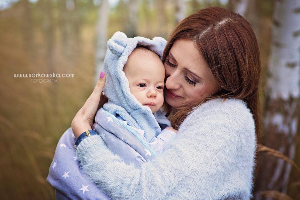 sesja niemowlęca Łęczna Lublin Stalowa Wola