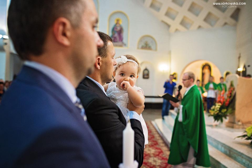 Fotograf Chrzest Lublin Stalowa Wola Łęczna