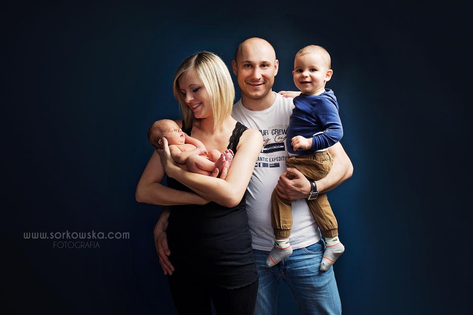 Sesja rodzinna Łęczna Lublin Stalowa Wola