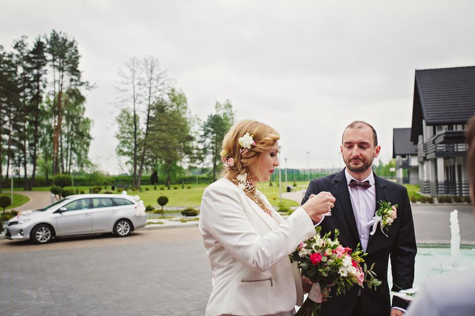 Fotograf ślubny Lublin Łęczna Stalowa Wola Sandomierz reportaż ślubny powitanie rodziców