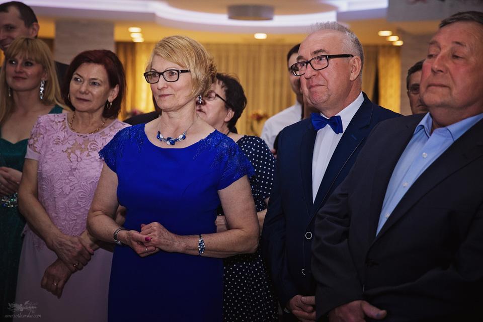 Fotograf ślubny Lublin Łęczna Stalowa Wola Sandomierz reportaż ślubny wesele podziękowania dla rodziców