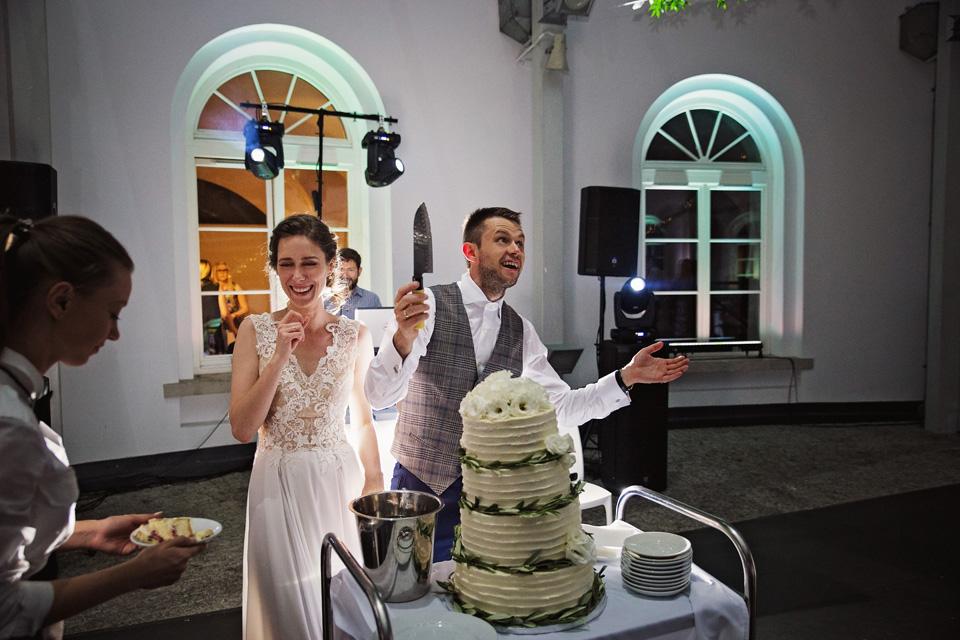 reportaz slubny wesele w Forcie Sokolnickiego 307