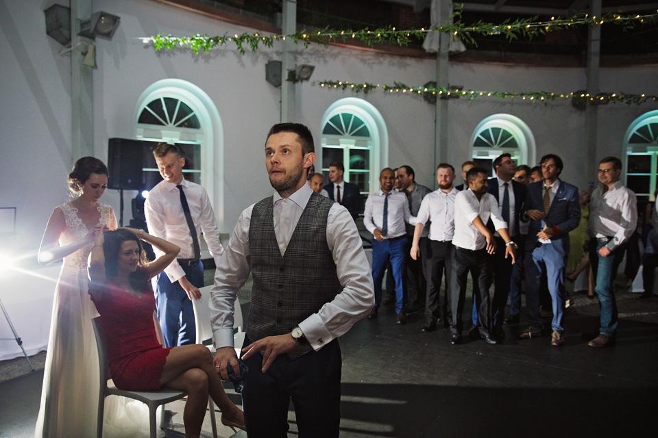 reportaz slubny wesele w Forcie Sokolnickiego 303