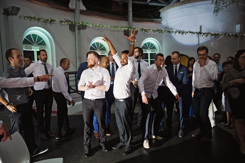 reportaz slubny wesele w Forcie Sokolnickiego 302