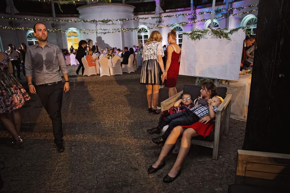 reportaz slubny wesele w Forcie Sokolnickiego 181