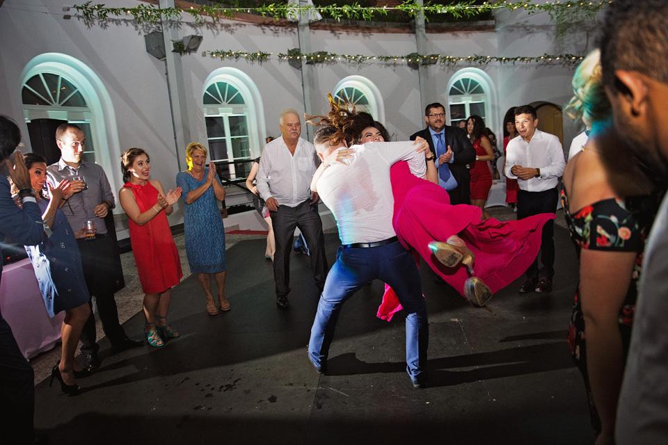 reportaz slubny wesele w Forcie Sokolnickiego 176