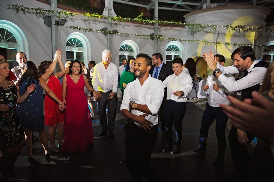 reportaz slubny wesele w Forcie Sokolnickiego 173