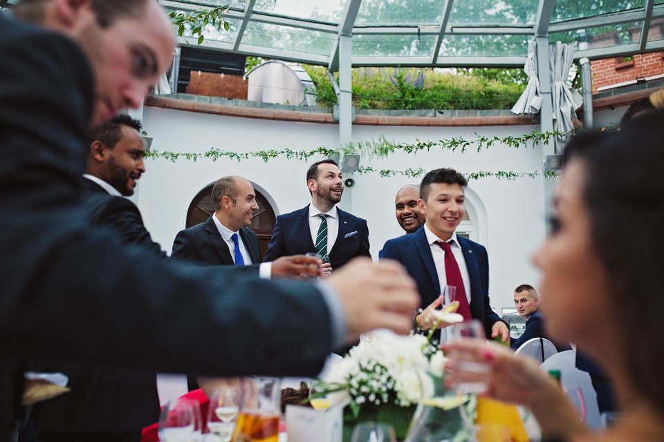 reportaz slubny wesele w Forcie Sokolnickiego 150