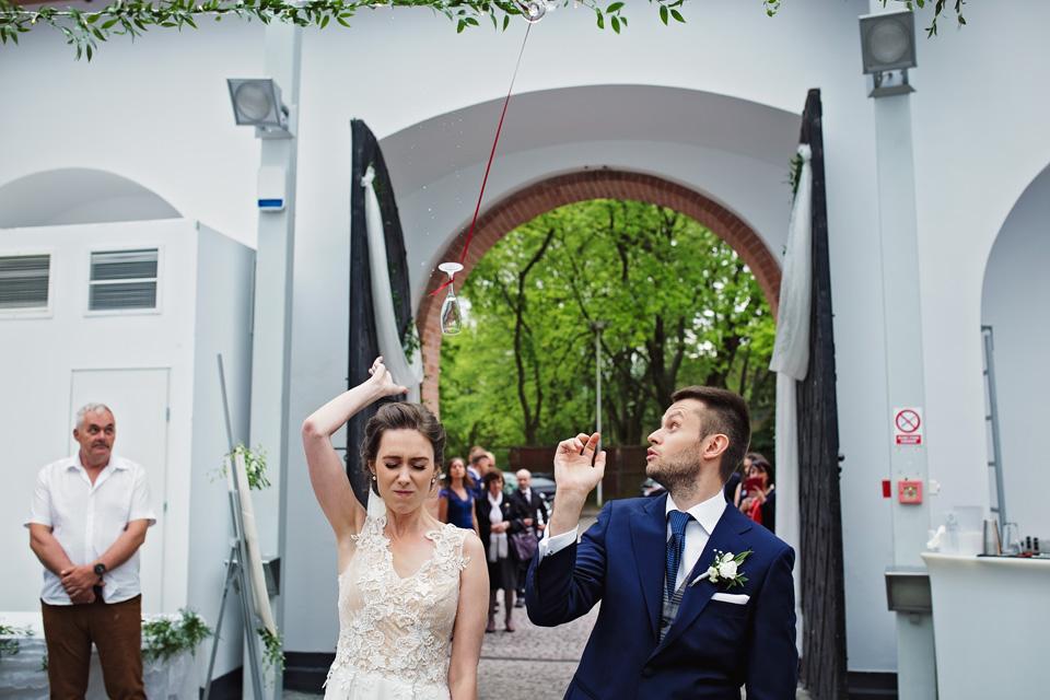 reportaz slubny wesele w Forcie Sokolnickiego 131