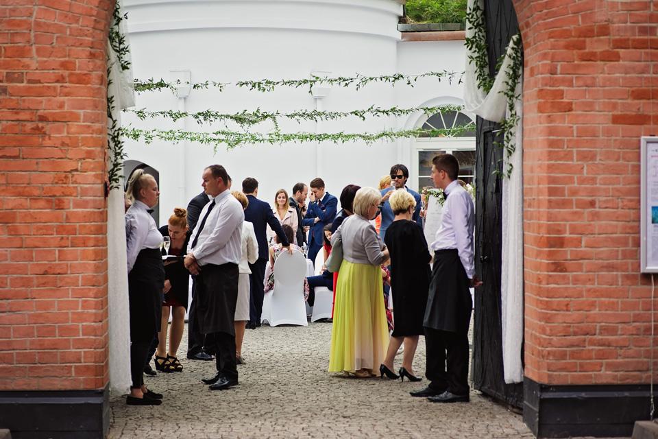 reportaz slubny wesele w Forcie Sokolnickiego 124