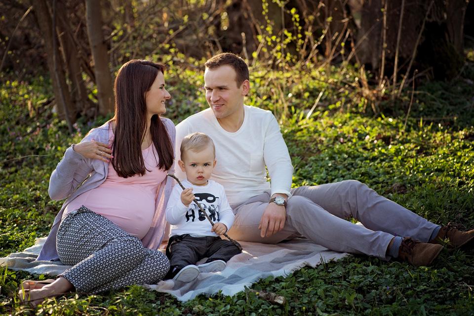 sesja rodzinna w Lublinie plener 4