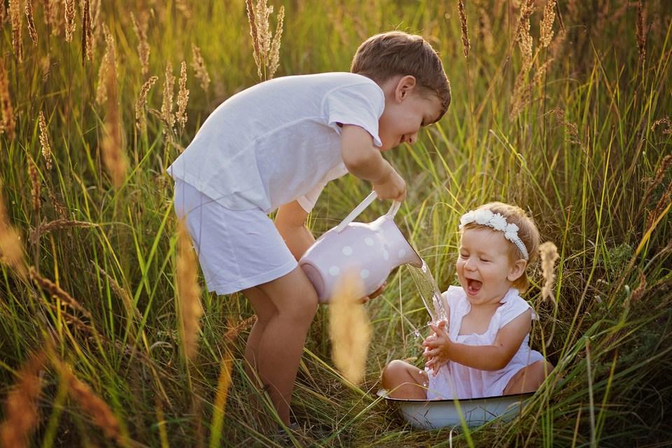 sesja dziecieca w lecznej plener lato 5