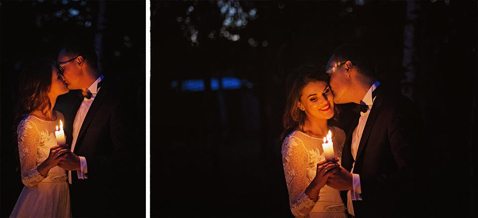 Sesja ślubna plener świece 8