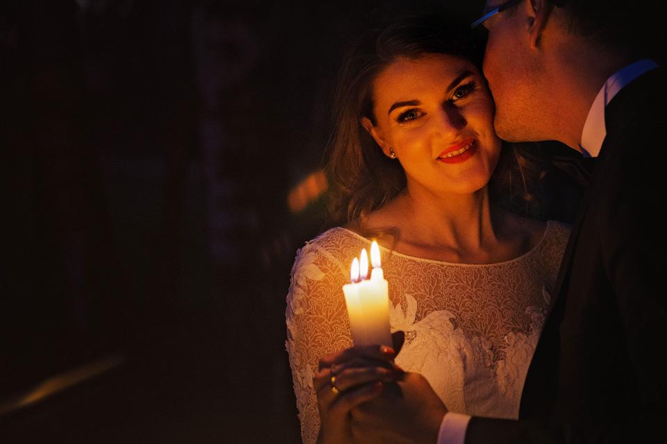 Sesja ślubna plener świece 9