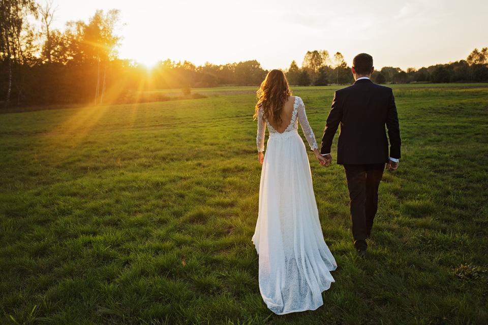 Sesja ślubna plener natura 22