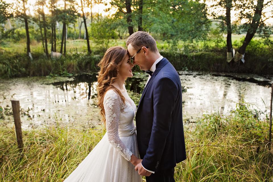 Sesja ślubna plener natura 25