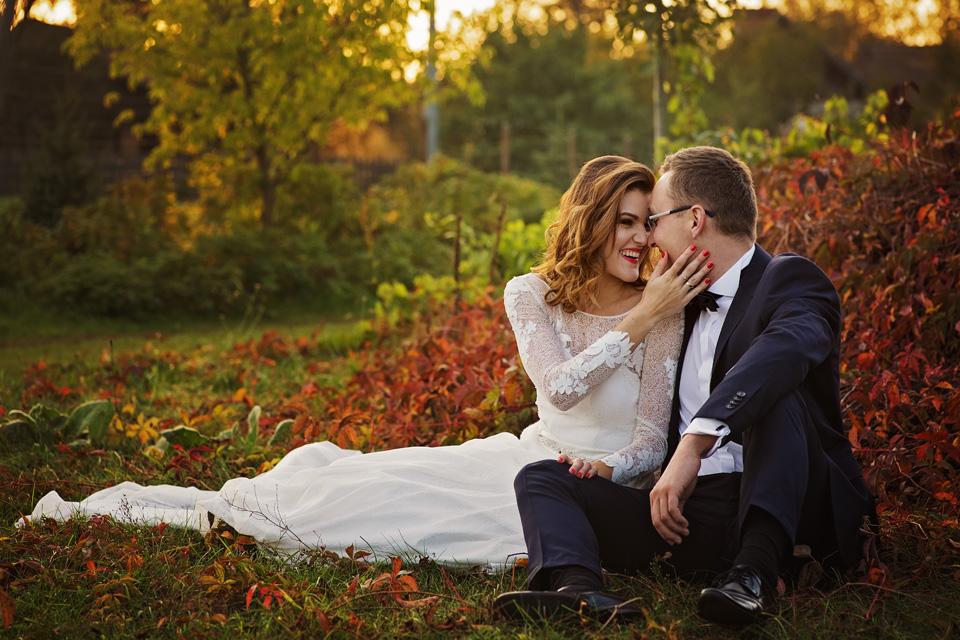Sesja ślubna plener natura 31