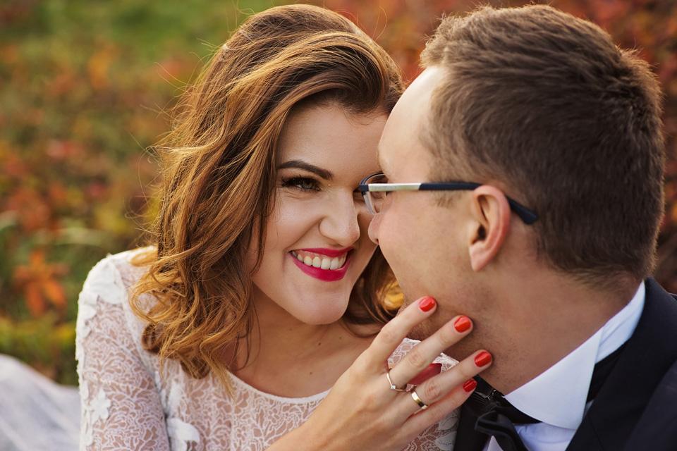 Sesja ślubna plener natura 33