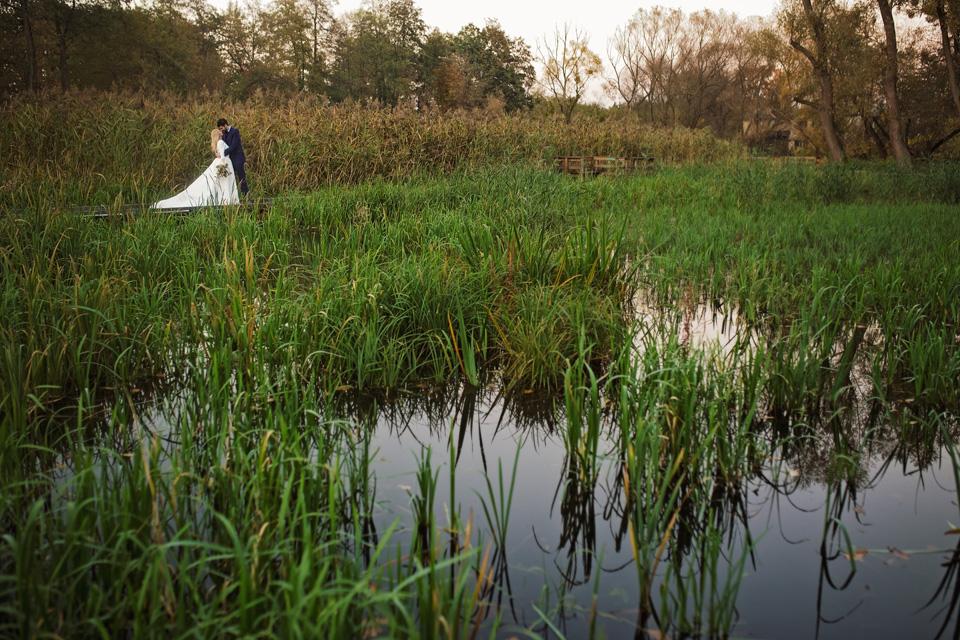 Plener ślubny w Lublinie natura 60