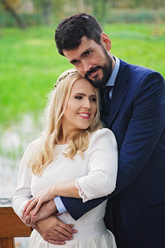 Plener ślubny w Lublinie natura 51