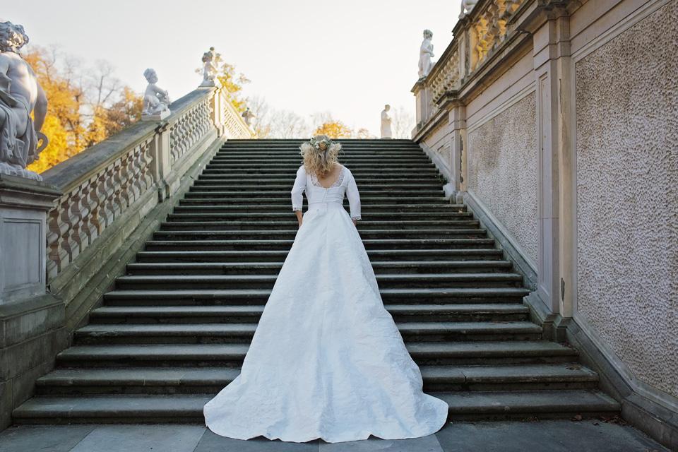 Plener ślubny w Lublinie natura 43