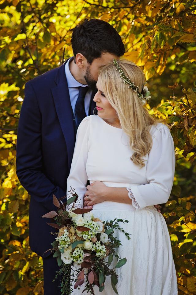 Plener ślubny w Lublinie natura 27