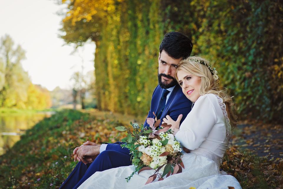 Plener ślubny w Lublinie natura 25