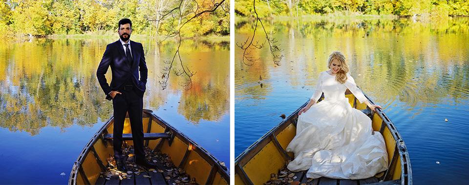 Plener ślubny w Lublinie natura 20