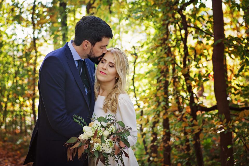 Plener ślubny w Lublinie natura 11