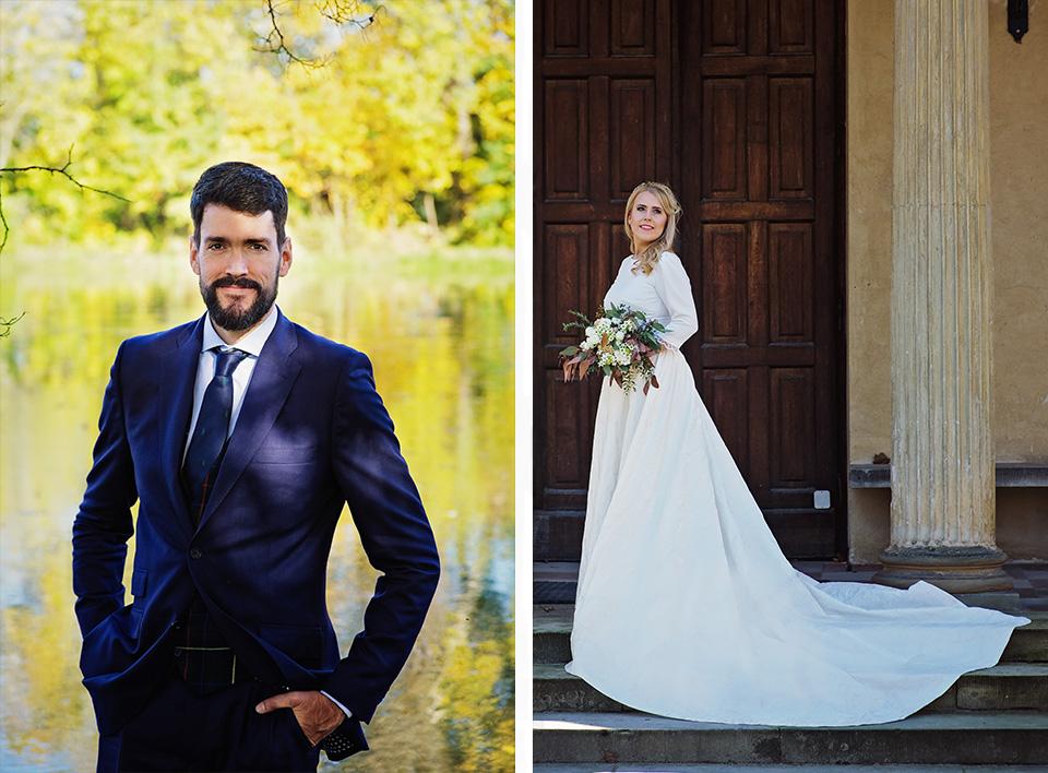 Plener ślubny w Lublinie natura 7