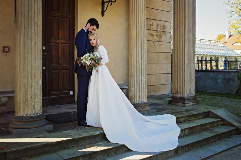 Plener ślubny w Lublinie natura 6