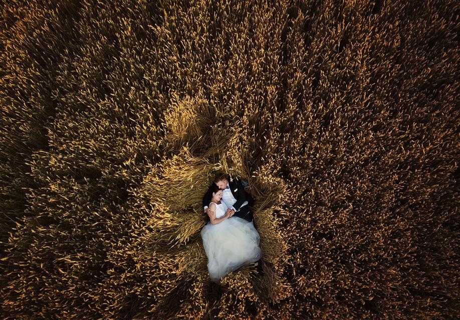 sesja ślubna nad jeziorem w Lublinie fotograf 57