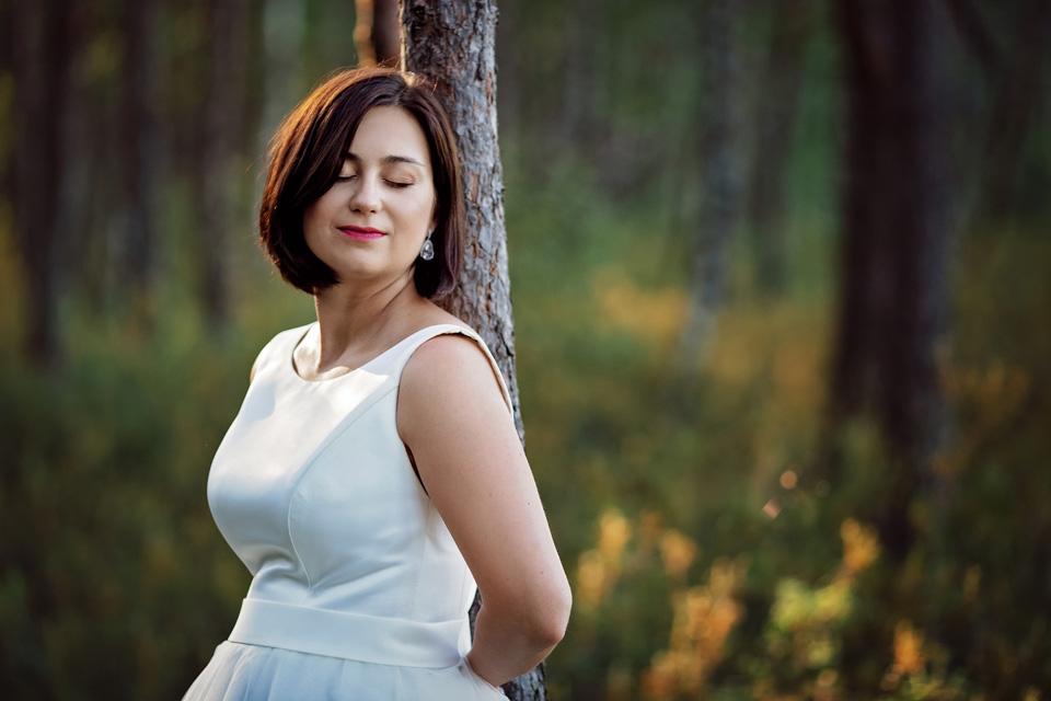 sesja ślubna nad jeziorem w Lublinie fotograf 45