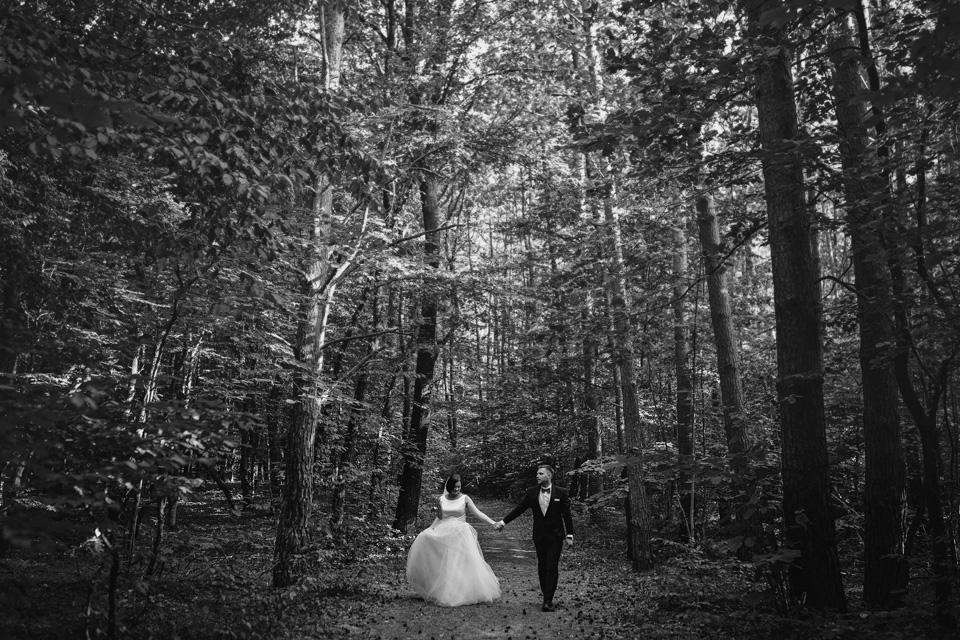 sesja ślubna nad jeziorem w Lublinie fotograf 42