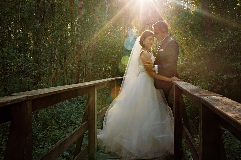 sesja ślubna nad jeziorem w Lublinie fotograf 41