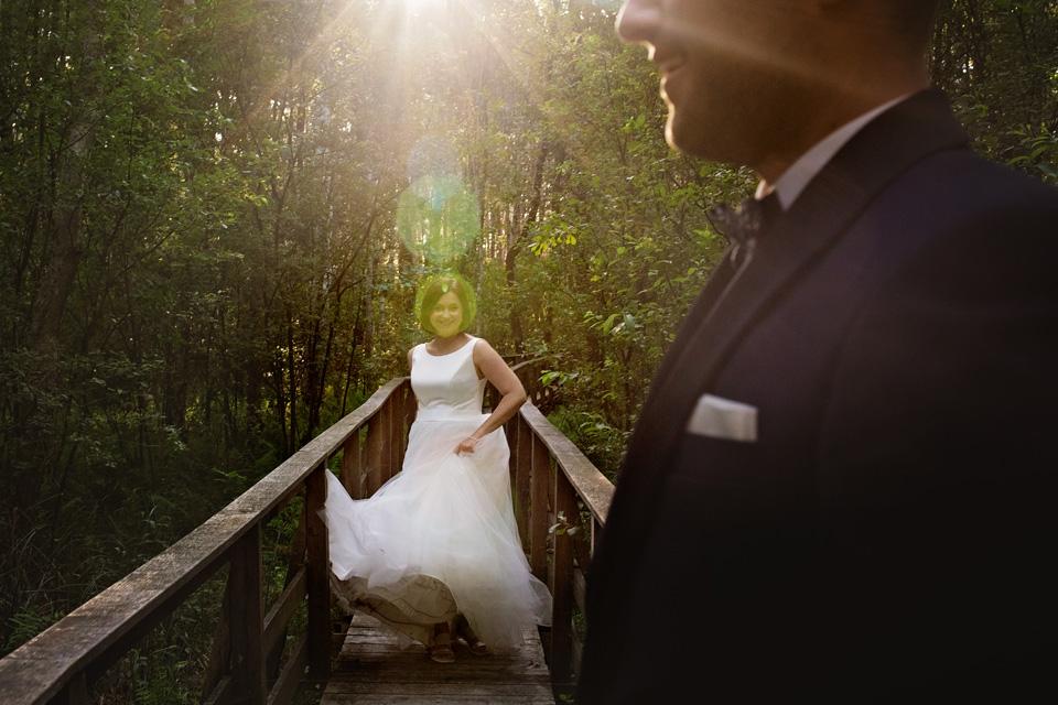 sesja ślubna nad jeziorem w Lublinie fotograf 34