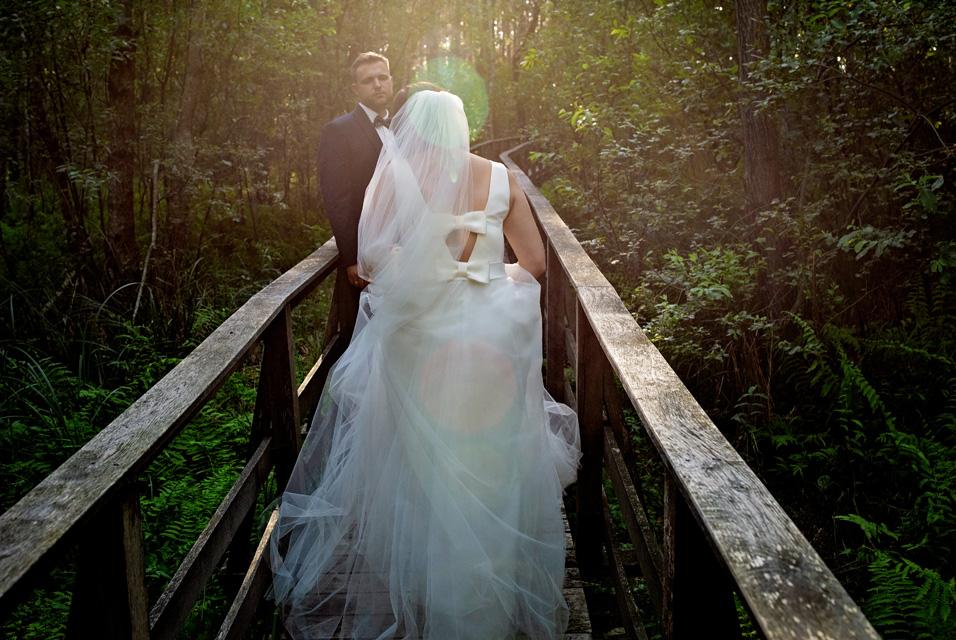 sesja ślubna nad jeziorem w Lublinie fotograf 28