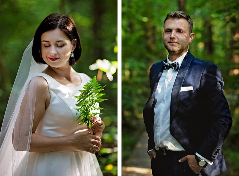 sesja ślubna nad jeziorem w Lublinie fotograf 15