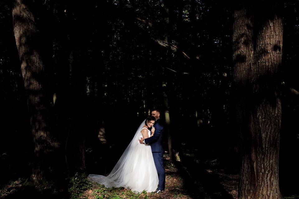 sesja ślubna nad jeziorem w Lublinie fotograf 9